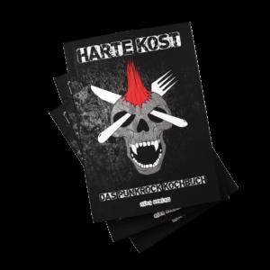 Harte Kost - Das Punkkochbuch